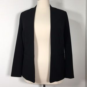 Lane Bryant 14 blazer faux welt pockets
